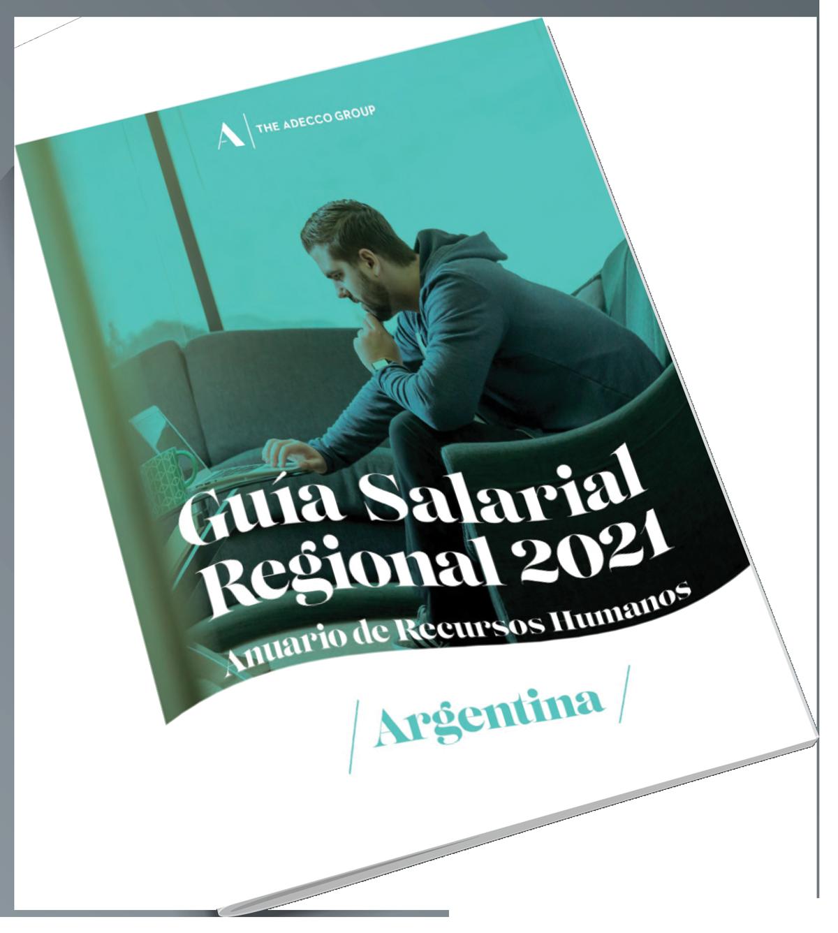 Guía Salarial Regional 2021 de Argentina