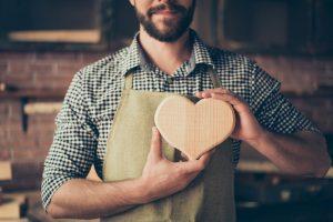 Amo mi trabajo - San Valentin y el trabajo