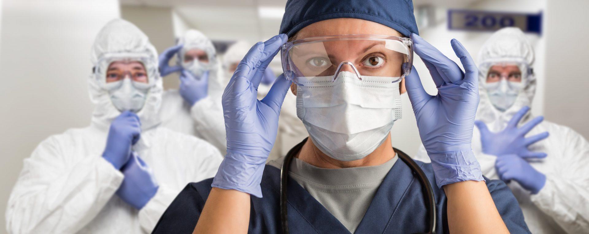 medico coronavirus